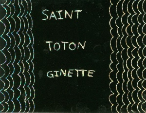 saint toton ginette