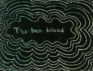 tes ben blood